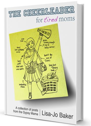 The Cheerleader for Tired Moms eBook