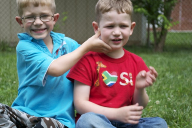 c799fdc40 On (not) raising deadbeat dads. {An open letter to my sons} | Lisa ...