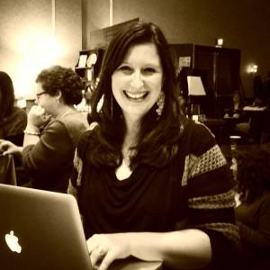 Lisa-Jo Baker at Allume