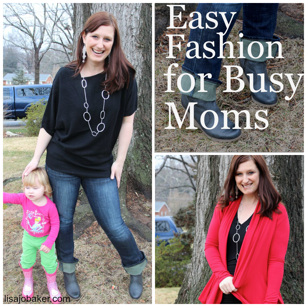 Fashion styles for moms