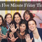 Five Minute Friday: Dive