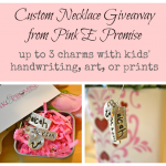 I pinkEpromise that you'll love this Mother's Day Giveaway