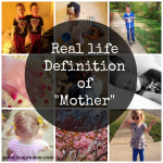 "The (real life) dictionary definition of ""Mother"""