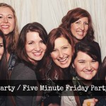 Five Minute Friday: Listen