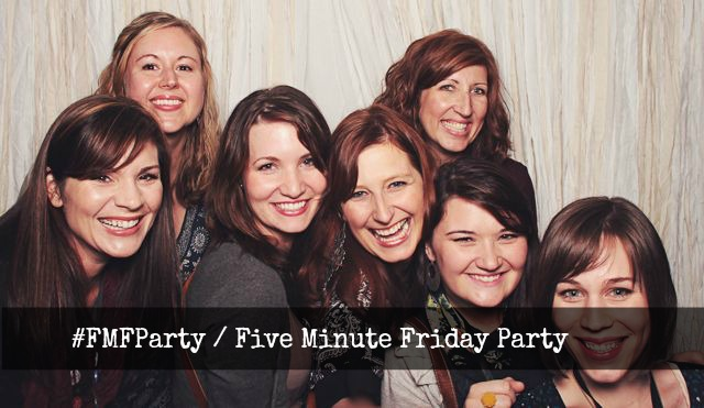 Five Minute Friday free write with new.thegypsymama.com