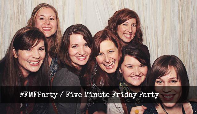 Five Minute Friday: Listen