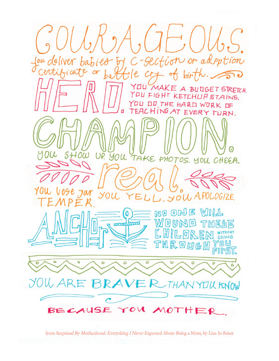 Courageous Champion Poster