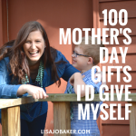 100 Mother's Day Gift Ideas
