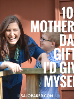 100 Mother's Day Gifts I Would Actually Give Myself