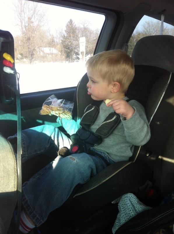 3. boy Road Trip