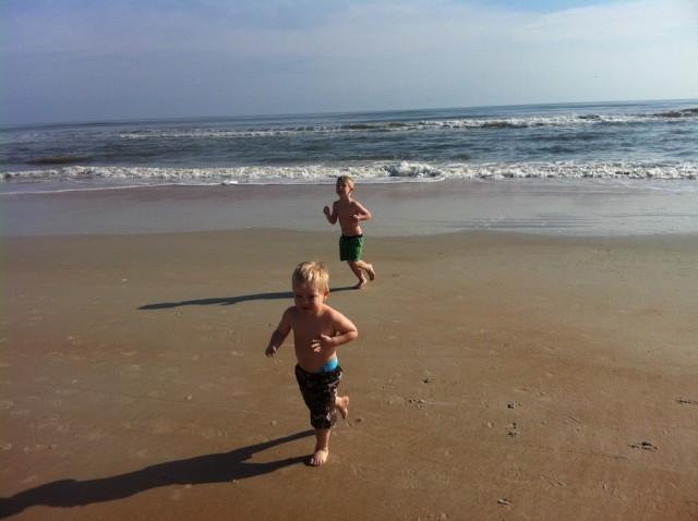 4. boys running florida