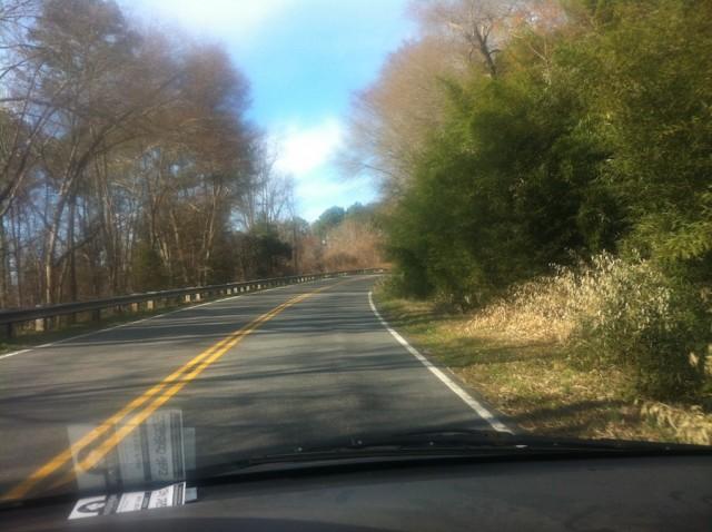 5. road shot